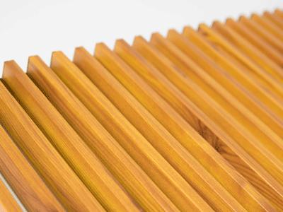 рулонная решетка конвектора светлая сосна